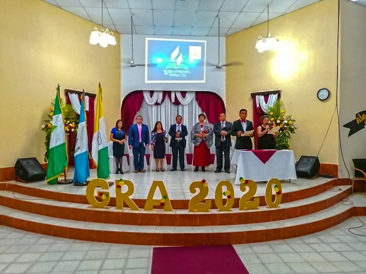 Los Pinos Graduation 1