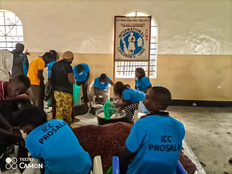 God's Protective Care: Relief Efforts in Goma
