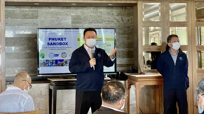 Phuket Sandbox Workshop prepares for 1 July 2021 reopening