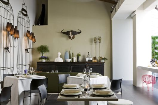 Eclectic Home Made Delicate restaurant in Milan  for