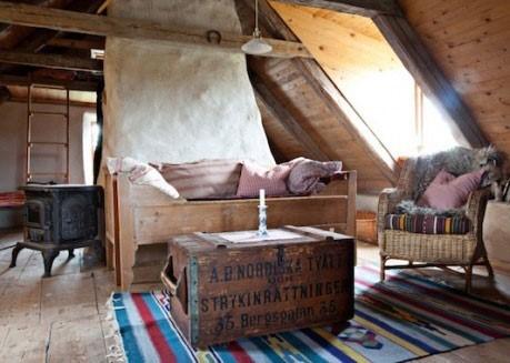 Mi casa en la buhardilla  Buhardillas modernas  Forja