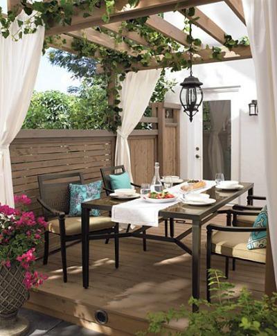 Mesas de forja para patios rsticos  Forja Hispalense Blog