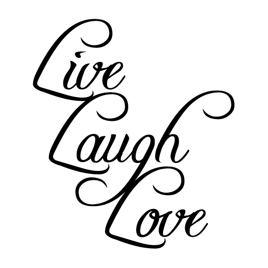Live, Love, Laugh, and Forgive (1/2)