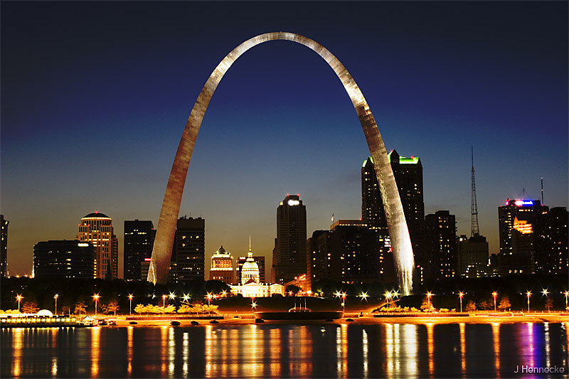 St. Louis #3 out of 10 Most Dangerous Cities