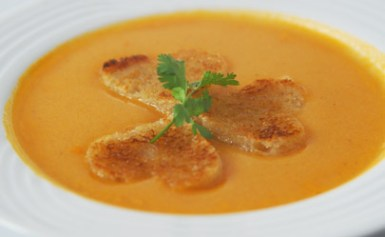 Dal Soup With Tomato