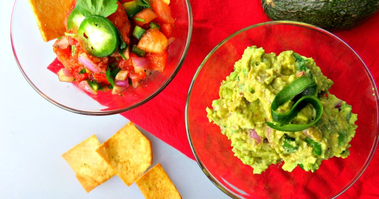 2 Easy Dips Perfect for Cinco de Mayo