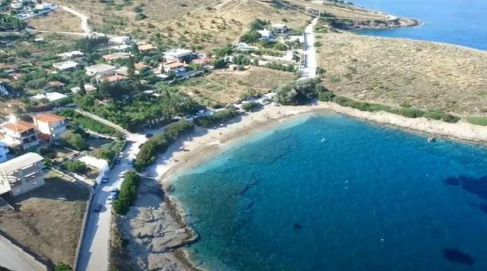 Η-πιο-ψαγμένη-παραλία-της-Ανατολικής-Αττικής-βρίσκεται-στην-Κερατέα!-(βίντεο)