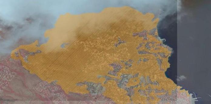 12.600-στρέμματα-καμένης-γης-στην-ανατολική-Αττική