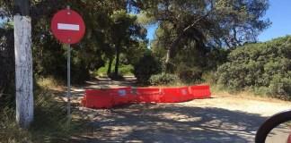 Μαραθώνας:-Κλειστό-και-το-Σάββατο-το-Εθνικό-Πάρκο-Σχινιά-λόγω-της-λήψης-έκτακτων-μέτρων