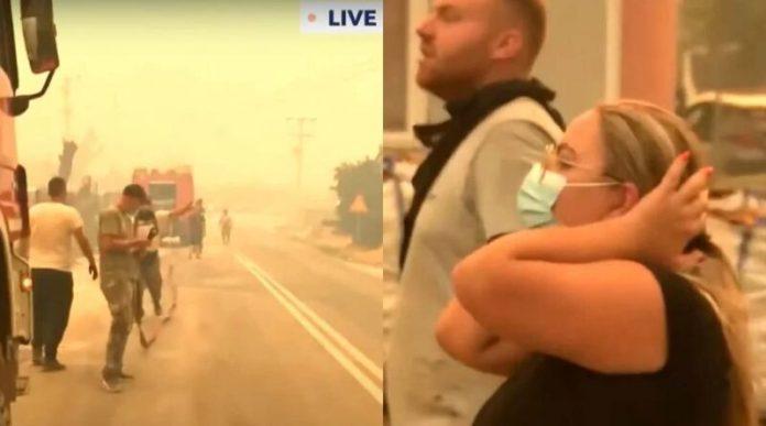 Βίλια:-kαίγονται-σπίτια-–-Εκτός-ελέγχου-η-φωτιά-(video)