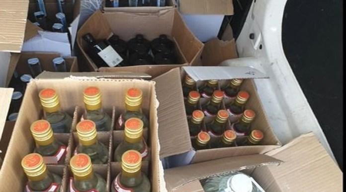 Κορωπί:-Κύκλωμα-εισήγαγε-λαθραία-αλκοολούχα-ποτά-από-τη-Βουλγαρία-–-5-συλλήψεις!-(φωτό)