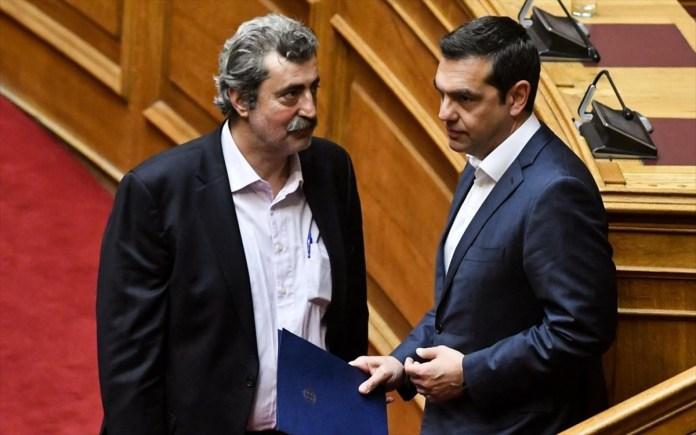 tsipras polakis