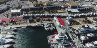Εκλεκτές-παρουσίες-στο-1ο-olympic-yacht-show