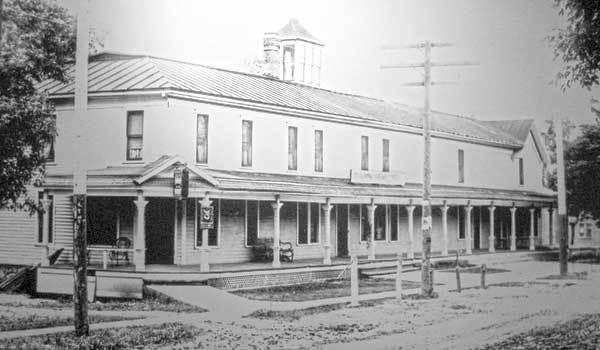 Dillenbeck House