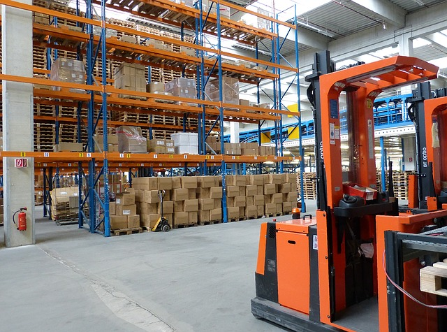 New Electric Counterbalance Forklift Range