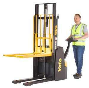 Pedestrian Stacker Truck Training