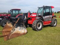 2013 MANITOU MLT845-120