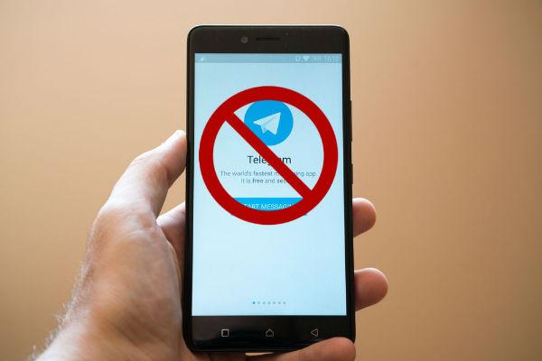 Суд постановил немедленно заблокировать Telegram на территории России
