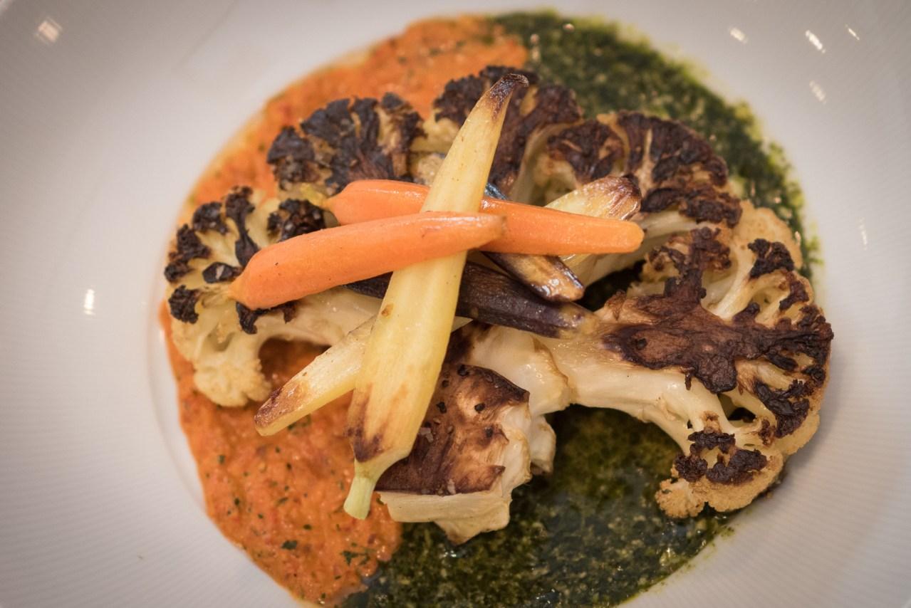 Fork Lore cauliflower dish