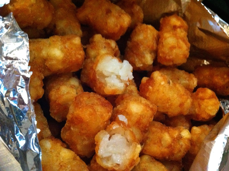 Crif Dogs Tater Tots