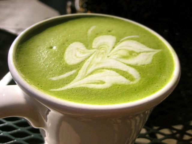 Green-Tea-Latte