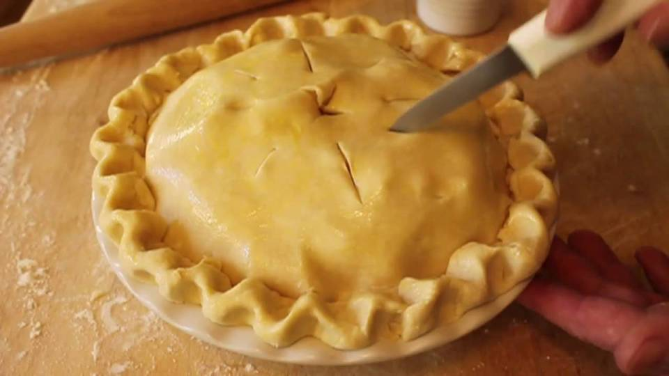 how to get perfect pie crust