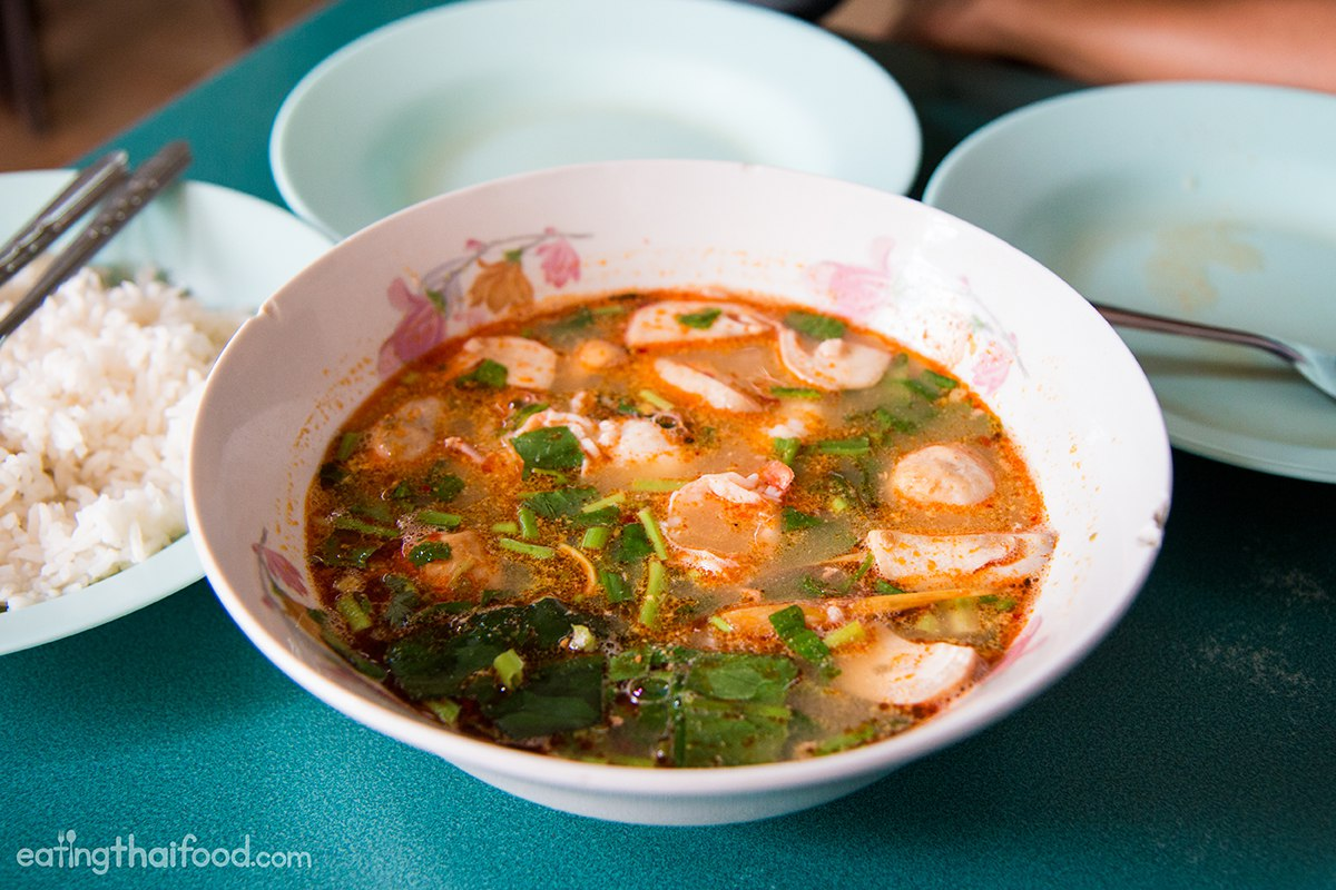 how to cook tom yam soup