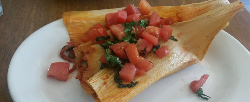 Vegetable Tamale