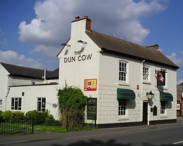 The Dun Cow in Warwick