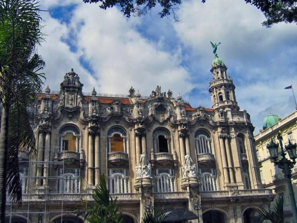 Cuba - Architecture in 500-year-old Havana