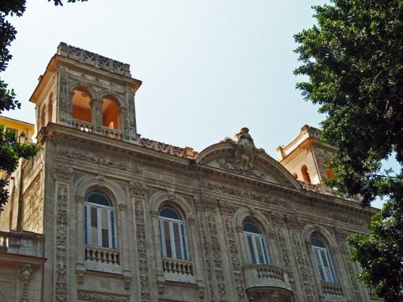 Havana building Cuba - Architecture and History