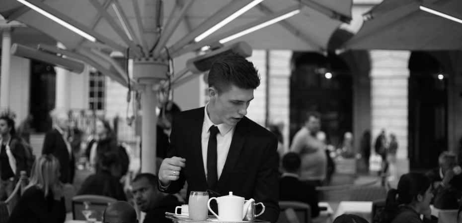man service coffee