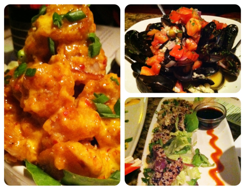 bonefish grill appetizers