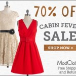 Bargain Monday – Deals at ModCloth Cabin Fever Sale