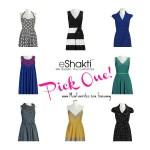 eShakti Dress Giveaway!
