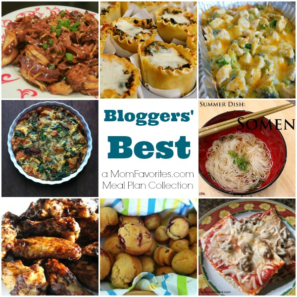 bloggers best meal plan