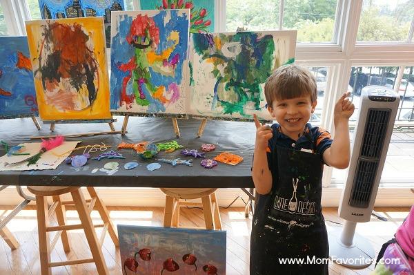 art buzz kids