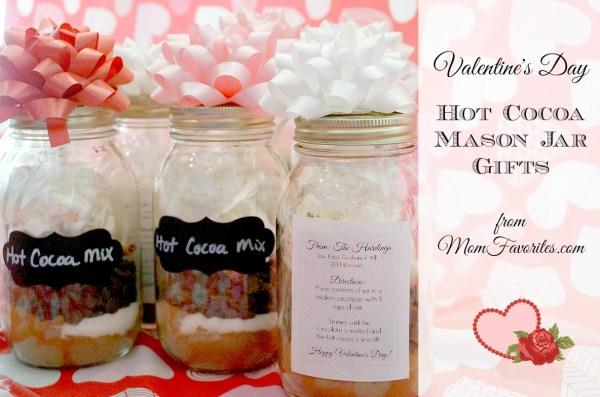 vday cocoa mason jar gifts