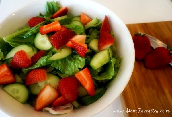 strawberry salad 4