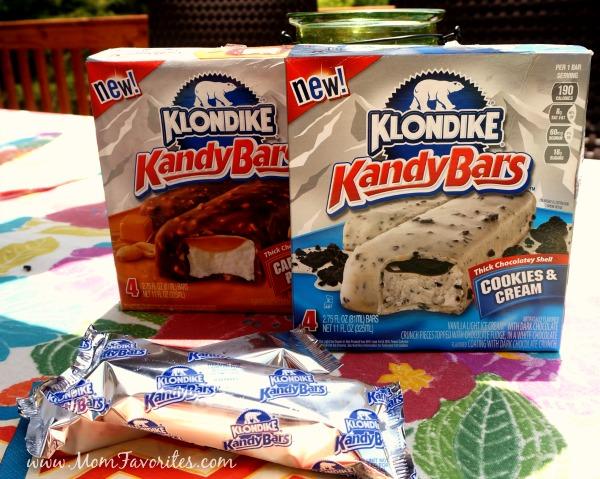 klondike kandy ice cream bars