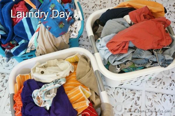 purex no sort laundry
