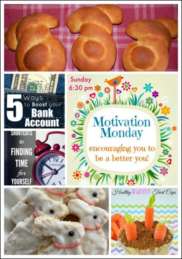 Motivation Monday Linky Party 135