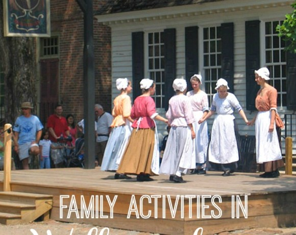 Heading to Williamsburg with the fam? Don't miss out on these fun top 10 family activities in Williamsburg, Virginia!