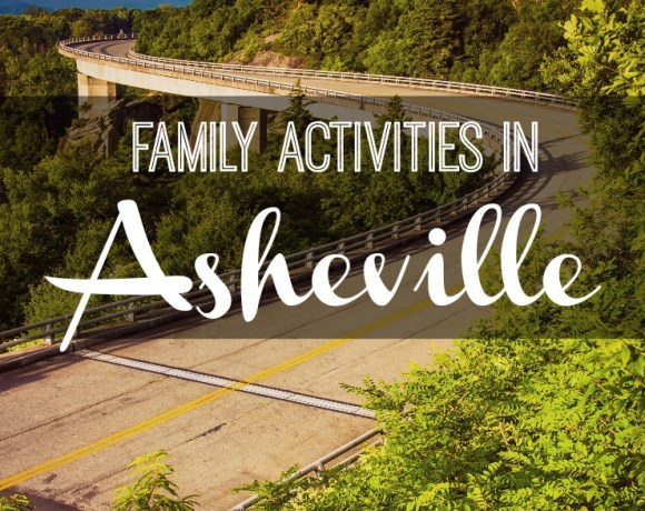 Heading to Asheville with the fam? Don't miss out on these fun top 10 family activities in Asheville, North Carolina!