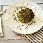 Paleo Curried Tuna Fritters Recipe