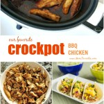 A Real Favorite: Slow Cooker Barbecue Chicken Recipe