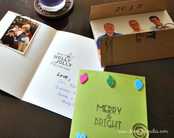 This holiday season, I'm bringing back the Christmas cards, but with a personal touch with these Handmade Photo Cards.