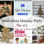 Motivation Monday Linky Party 173