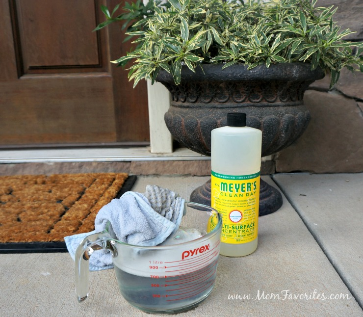Let's get back into routine! Tackle the back-to-school season and the Mommy New Year with this weekly Cleaning Strategy and supplies to help you get the job done!