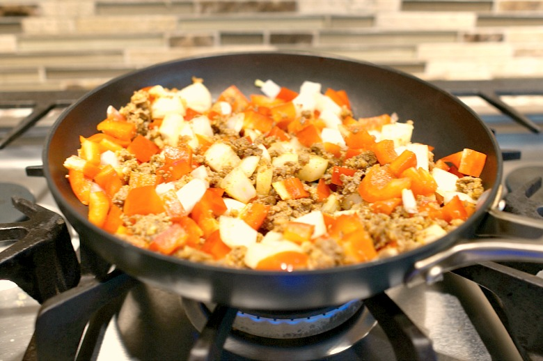 Chorizo Shakshuka Recipe